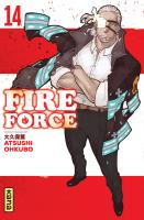 Rayon : Manga (Shonen), Série : Fire Force T14, Fire Force