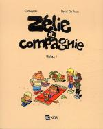 Rayon : Albums (Aventure), S�rie : Z�lie et Compagnie T11, Relax !