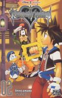 Rayon : Manga (Shonen), Série : Kingdom Hearts : Chain of Memories T2, Kingdom Hearts : Chain of Memories (Nouvelle Edition)