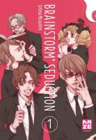 Rayon : Manga (Josei), Série : Brainstorm' Seduction T1, Brainstorm Seduction