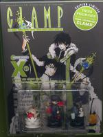 Rayon : Manga (Shojo), Série : Clamp Anthology T8, Clamp Anthology (Ed Limitée)