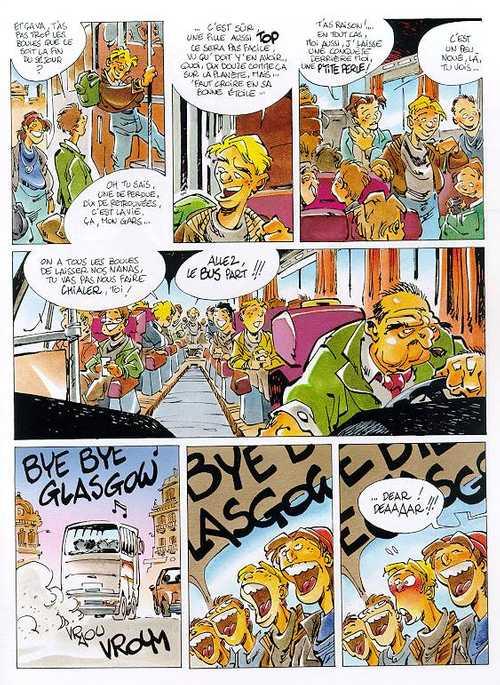 La Honte Grégoire Pont Jim Humour La Planete Dessin