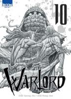 Rayon : Manga d'occasion (Seinen), Série : Warlord T10, Warlord