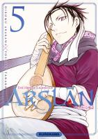 Rayon : Manga (Shonen), Série : The Heroic Legend of Arslân T5, The Heroic Legend of Arslân