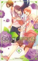 Rayon : Manga (Shojo), Série : Good Morning Little Briar-Rose T4, Good Morning Little Briar-Rose
