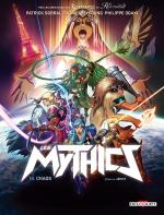 Rayon : Albums (Heroic Fantasy-Magie), Série : Les Mythics T10, Chaos