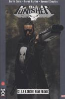 Rayon : Comics (Super H�ros), S�rie : Punisher (Max Comics) T12, La Longue Nuit Froide