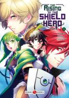 Rayon : Manga (Seinen), Série : The Rising of the Shield Hero T9, The Rising of the Shield Hero
