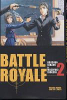 Rayon : Manga (Seinen), Série : Battle Royale T2, Battle Royale