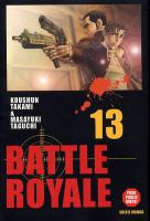 Rayon : Manga (Seinen), Série : Battle Royale T13, Battle Royale