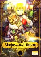 Rayon : Manga (Seinen), Série : Magus of the Library T1, Magus of the Library