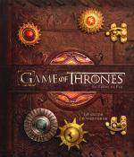 Rayon : Albums (Art-illustration), Série : Game of Thrones : Le Trône de Fer, Le Guide de Westeros (Pop Up)