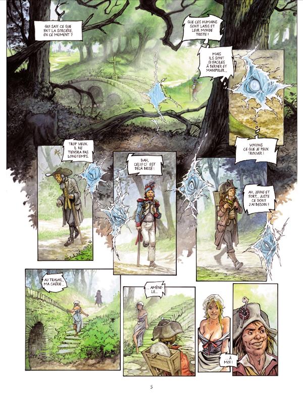 Une Histoire de Voleurs et de Trolls (tome 2) - (Ken Broeders) - Heroic  Fantasy-Magie [LIBRAIRIE BDNET NATION, une librairie du réseau Canal BD]