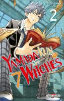 Rayon : Manga (Shonen), Série : Yamada Kun & the 7 Witches T2, Yamada Kun & The 7 Witches