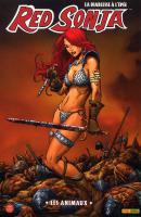 Rayon : Comics (Heroic Fantasy-Magie), Série : Red Sonja T4, Les Animaux
