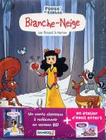Rayon : Albums (Aventure-Action), Série : Blanche Neige (Di Martino), Blanche Neige + Atelier d'Eveil Offert (Nouvelle Edition)