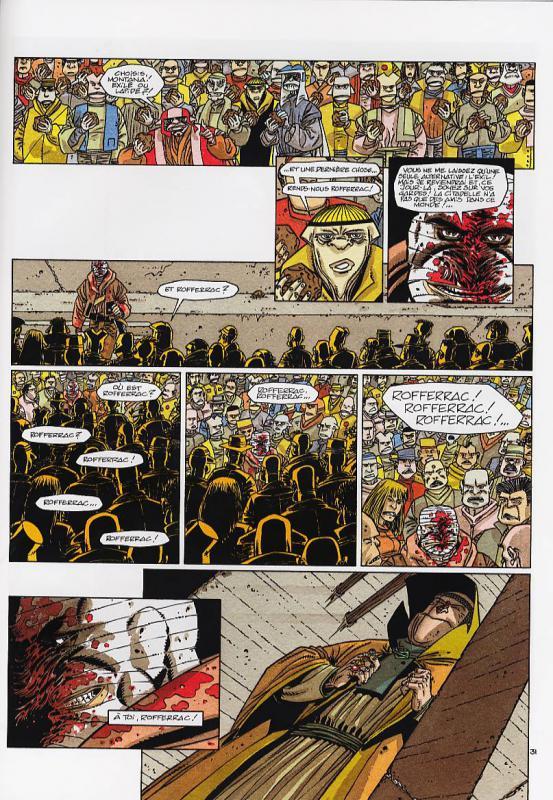 capricorne tome 14 loperation de andreas 26 novembre 2009 album
