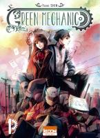 Rayon : Manga (Shonen), Série : Green Mechanic T1, Green Mechanic
