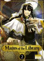 Rayon : Manga (Seinen), Série : Magus of the Library T2, Magus of the Library
