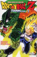 Rayon : Manga (Shonen), Série : Dragon Ball Z : Anime Comics T1, Dragon Ball Z (5e Partie) - Le Cell Game -
