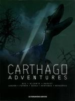 Rayon : Albums (Science-fiction), Série : Carthago Adventures, Carthago Adventures (Coffret Tomes 1 à 4)