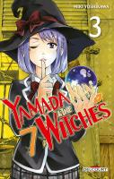 Rayon : Manga (Shonen), Série : Yamada Kun & the 7 Witches T3, Yamada Kun & The 7 Witches