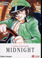 Rayon : Manga (Shonen), S�rie : Midnight T3, Midnight