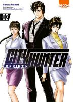 Rayon : Manga (Seinen), Série : City Hunter Rebirth T2, City Hunter Rebirth
