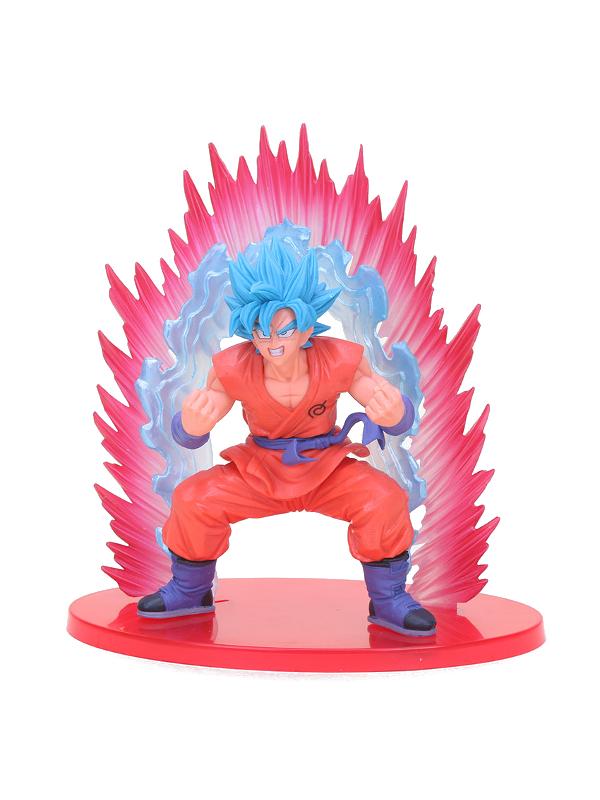 Son Goku Super Saiyan God Super Saiyan Kaioken Blue Ver