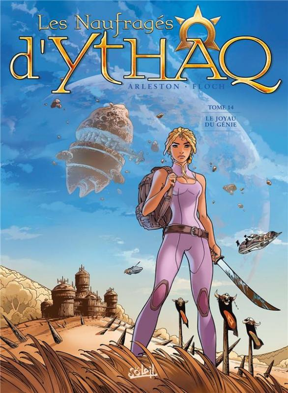 Les Naufragés d'Ythaq (2016) - Tome 14