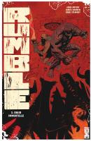 Rayon : Comics (Heroic Fantasy-Magie), Série : Rumble T3, Chair Immortelle