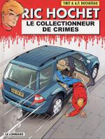 Rayon : Albums (Polar-Thriller), S�rie : Ric Hochet T68, Le Collectionneur de Crimes