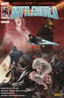 Rayon : Comics (Super Héros), Série : Secret Wars : Battleworld T5, Mal Dominant (Couverture 2/2)