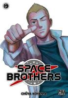 Rayon : Manga (Seinen), Série : Space Brothers T19, Space Brothers