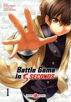 Rayon : Manga (Shonen), Série : Battle Game in 5 Seconds T1, Battle Game in 5 Seconds