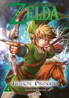 Rayon : Manga (Shonen), Série : The Legend of Zelda : Twilight Princess T4, The Legend of Zelda : Twilight Princess