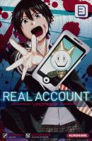 Rayon : Manga (Shonen), Série : Real Account T3, Real Account