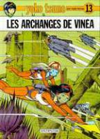 Rayon : Albums (Science-fiction), Série : Yoko Tsuno T13, Les Archanges de Vinea