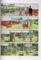 Rayon : Albums (Aventure), S�rie : Tintin (Chinois), L'Ile Noire