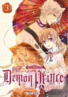 Rayon : Manga (Shojo), Série : The Demon Prince & Momochi T3, The Demon Prince & Momochi