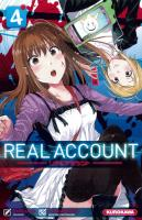 Rayon : Manga (Shonen), Série : Real Account T4, Real Account