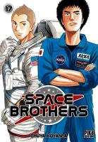 Rayon : Manga (Seinen), Série : Space Brothers T17, Space Brothers