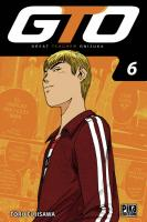 Rayon : Manga (Shonen), Série : GTO : Great Teacher Onizuka T6, GTO : Great Teacher Onizuka (Nouvelle Édition)