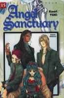 Rayon : Manga (Shojo), S�rie : Angel Sanctuary T15, Angel Sanctuary