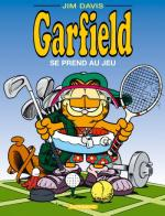Rayon : Albums (Humour), S�rie : Garfield T24, Garfield se Prend au Jeu