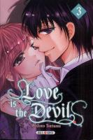 Rayon : Manga (Gothic), Série : Love is the Devil T3, Love is the Devil
