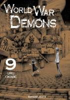 Rayon : Manga (Shonen), Série : World War Demons T9, World War Demons
