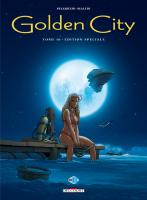 Rayon : Albums (Science-fiction), Série : Golden City T10, Orbite Terrestre Basse (Edition Spéciale Noir & Blanc)