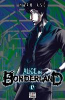 Rayon : Manga (Shonen), Série : Alice in Borderland T17, Alice in Borderland