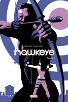 Rayon : Comics (Super Héros), Série : All-New Hawkeye T2, Les Hawkeye